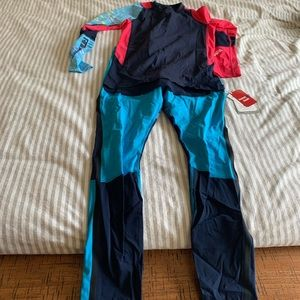 Reebok Compression top and pants